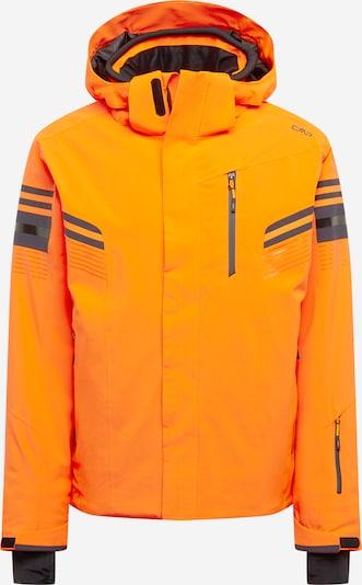 CMP Športna jakna | oranžna / črna barva, Prikaz izdelka