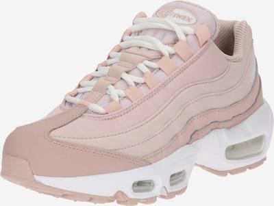 Nike Sportswear Niske tenisice 'Air Max 95' u roza / prljavo roza / pastelno roza / bijela, Pregled proizvoda