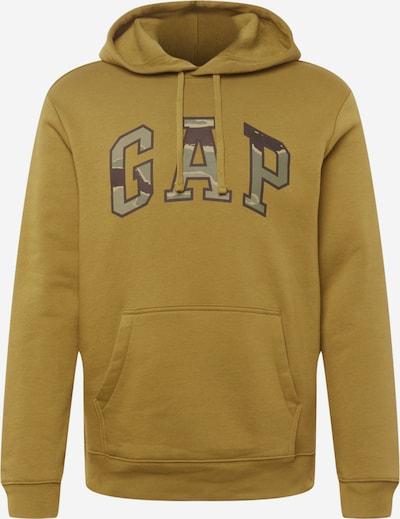 GAP Sportisks džemperis, krāsa - olīvzaļš / smaragda / pasteļzaļš / melns, Preces skats