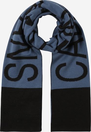 Calvin Klein Jeans Šalle 'MIRROR', krāsa - baložzils / melns, Preces skats