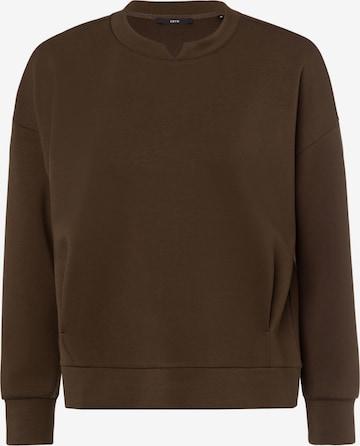 zero Sweatshirt in Braun