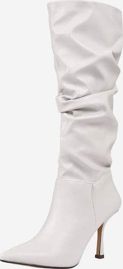 4th & Reckless Enkellaarsjes in de kleur Wit, Productweergave
