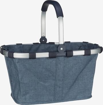 REISENTHEL Box/mand ' carrybag frame twist ' in Blauw