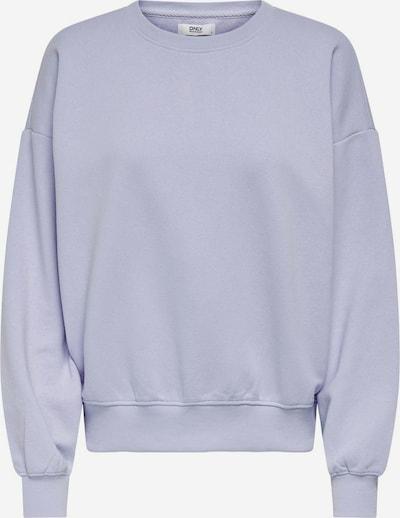 ONLY Sweatshirt in helllila, Produktansicht