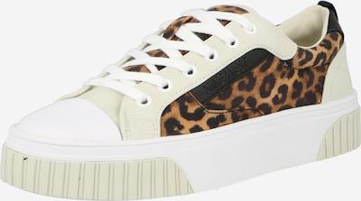 Nine West Sneaker 'DEWY2' in beige / braun / schwarz / weiß, Produktansicht