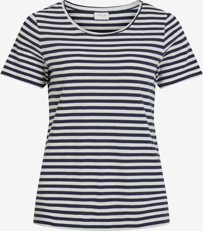 Marškinėliai iš VILA, spalva – tamsiai mėlyna / balta, Prekių apžvalga