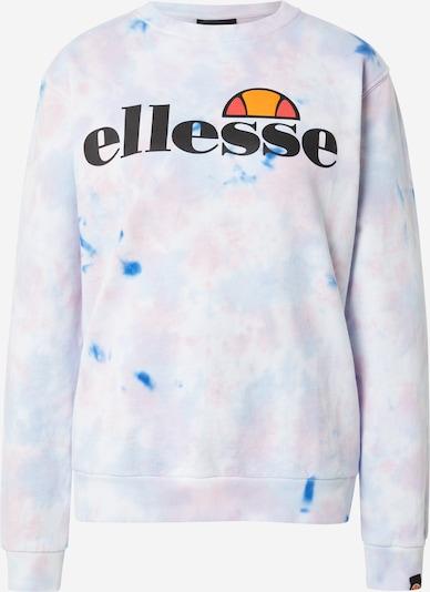 ELLESSE Sweatshirt 'Agata Tie Dye' in mischfarben, Produktansicht
