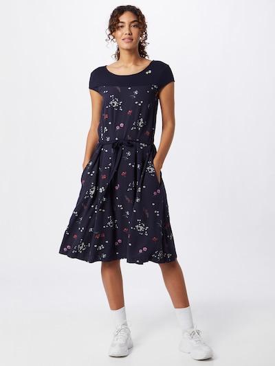 Ragwear Kleid 'NOEME' in navy / mischfarben, Modelansicht