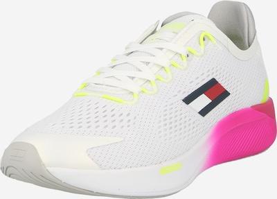 Tommy Sport Αθλητικό παπούτσι σε μπλε μαρέν / κίτρινο νέον / ροζ νέον / κόκκινο / λευκό, Άποψη προϊόντος