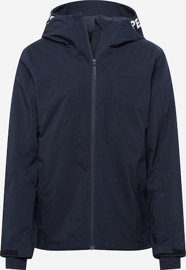 PEAK PERFORMANCE Zunanja jakna 'Rider' | črna barva, Prikaz izdelka