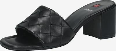 Högl Pantoletten in schwarz, Produktansicht