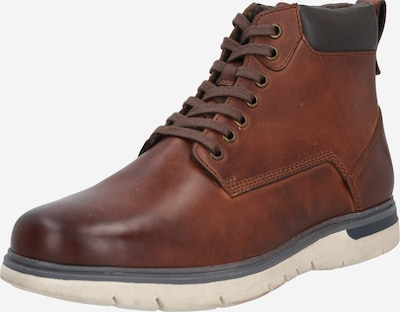 ABOUT YOU Lace-up boots 'Colin' in brown, Item view