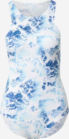SLOGGI Бански костюм 'Shore Yap Islands' в синьо / тюркоазен / бяло, Преглед на продукта