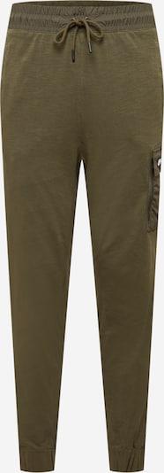 Nike Sportswear Pantalon en kaki, Vue avec produit