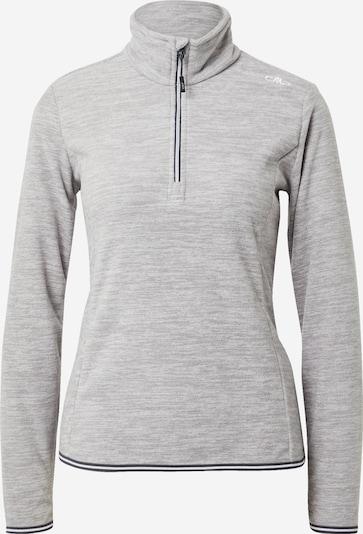 CMP Sportief sweatshirt in de kleur Grijs gemêleerd, Productweergave