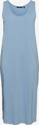 Vero Moda Curve Jurk 'Kikke' in de kleur Smoky blue, Productweergave