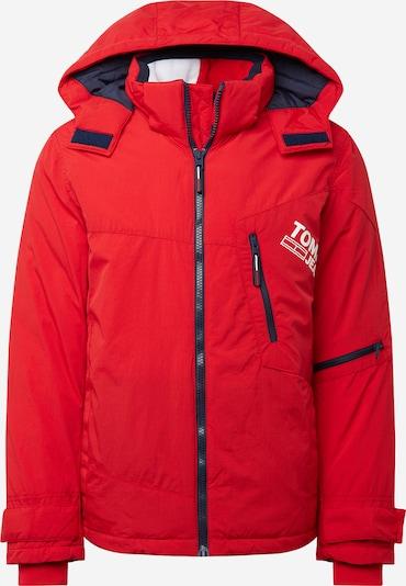 Tommy Jeans Zimní bunda - červená, Produkt