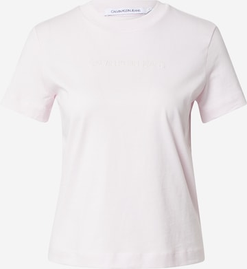 Calvin Klein Jeans Shirt in Pink