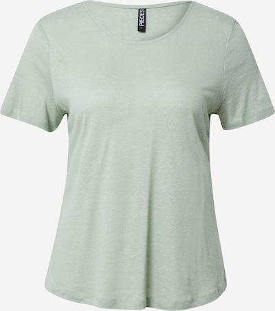 Tricou 'PHOEBE' PIECES pe verde mentă, Vizualizare produs