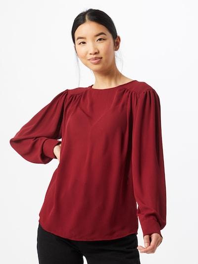 Trendyol Blouse in de kleur Donkerrood, Modelweergave