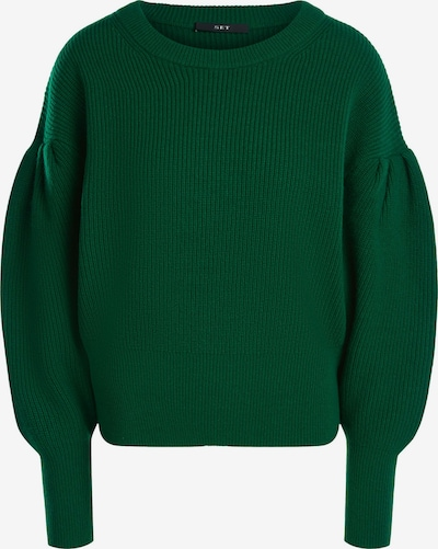 SET Sweater in Emerald, Item view