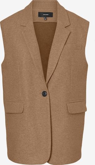 VERO MODA Chaleco para traje 'Lee' en marrón, Vista del producto