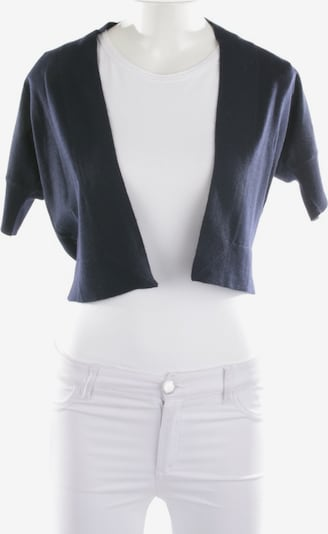 Agnona Pullover / Strickjacke in XS in dunkelblau, Produktansicht