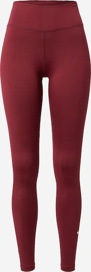 NIKE Sports trousers 'All-In' in wine red, Item view