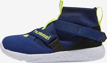 Baskets Hummel en bleu