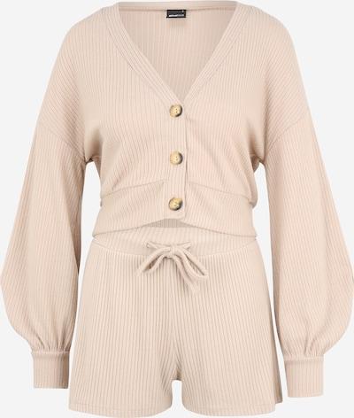 Gina Tricot (Petite) Pantalons de tailleur 'Sophie' en beige, Vue avec produit