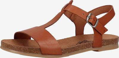 COSMOS COMFORT Páskové sandály - karamelová, Produkt