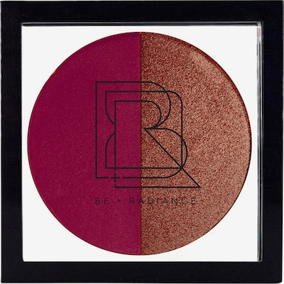 BE + Radiance Rouge + Highlighter 'Color + Glow Probiotic' in gold / pink, Produktansicht