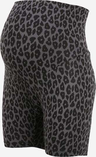 BOOB Shorts 'Once-On-Never-Off' in grau / schwarz, Produktansicht