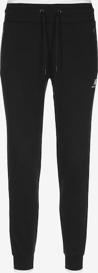 new balance Pantalon de sport ' WP03506 ' en noir, Vue avec produit