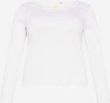 Z-One Shirt 'Donna' in Weiß