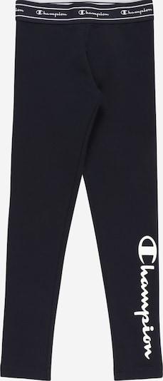 Champion Authentic Athletic Apparel Tajice u mornarsko plava / bijela, Pregled proizvoda