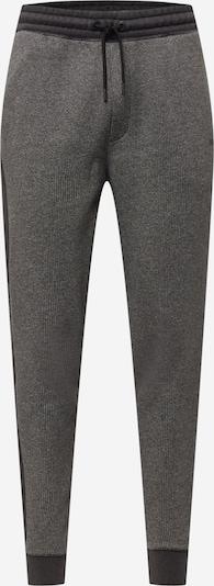 Kelnės iš BOSS Casual, spalva – šviesiai pilka / tamsiai pilka, Prekių apžvalga