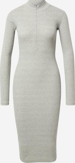 Public Desire Gebreide jurk in de kleur Lichtgrijs, Productweergave