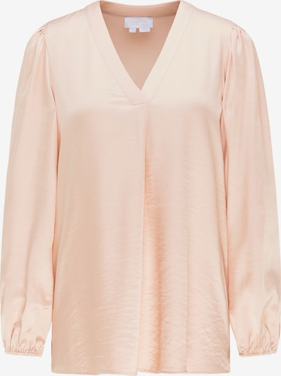 usha WHITE LABEL Bluse in apricot, Produktansicht