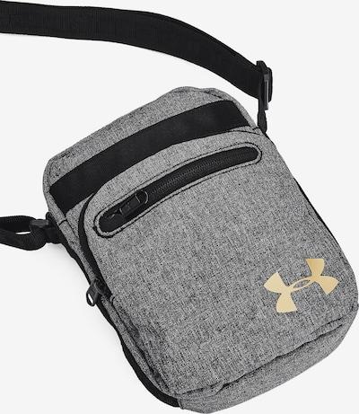 UNDER ARMOUR Umhängetasche 'Crossbody' in grau / schwarz, Produktansicht