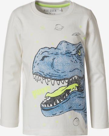 BLUE SEVEN Shirt in White