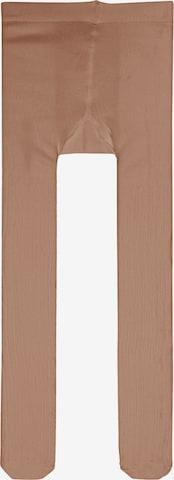 NAME IT Sukkahousut 'Leribbo' värissä ruskea
