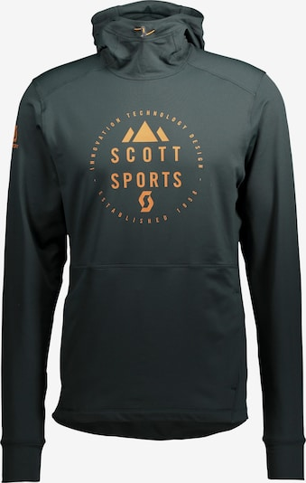 SCOTT Performance Shirt 'Defined Mid' in Orange / Black, Item view