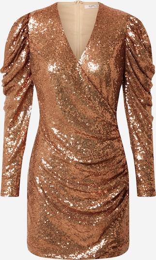 GLAMOROUS Cocktailkleid in bronze, Produktansicht