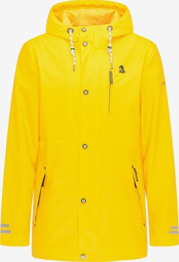 Schmuddelwedda Funktionsjacke in gelb, Produktansicht