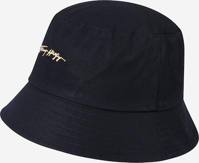 Skrybėlaitė iš TOMMY HILFIGER, spalva – tamsiai mėlyna / Auksas, Prekių apžvalga