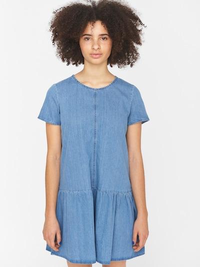Suknelė iš Noisy may, spalva – mėlyna, Modelio vaizdas
