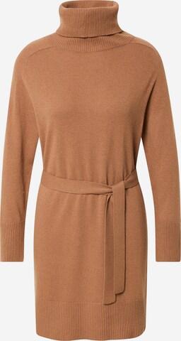 ruda Marella Megzta suknelė 'FUCSIA'