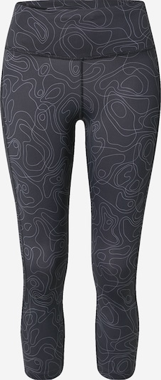 NIKE Spodnie sportowe w kolorze czarny / białym, Podgląd produktu