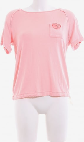 RIP CURL T-Shirt in M in Pink